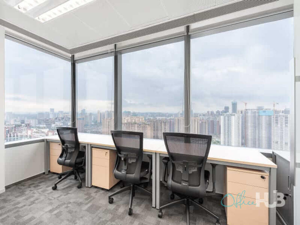 7 Person Private Office For Lease At 10 Shuangqing Road, Chengdu, Sichuan, 610056 - image 2