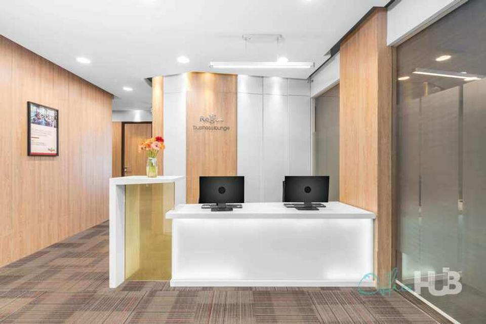 1 Person Virtual Office For Lease At 1009 Middle Jidajiuzhou Avenue, Zhuhai, Guangdong, 519015 - image 3