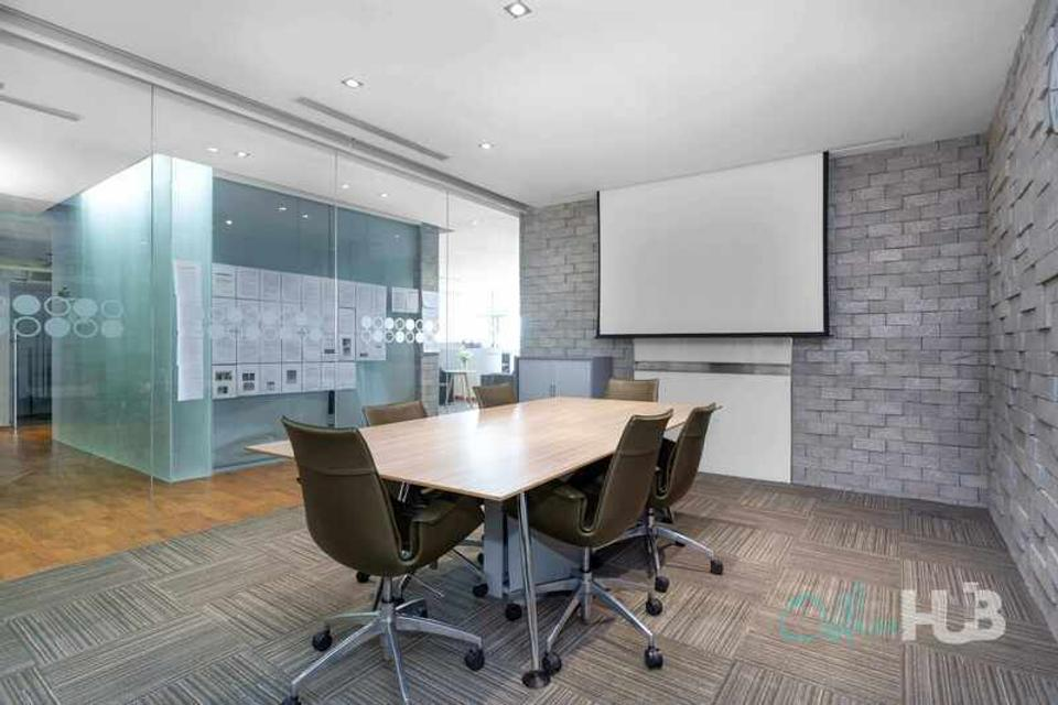 1 Person Private Office For Lease At 6011 Shennan Avenue, Shenzhen, Guangdong, 518048 - image 2