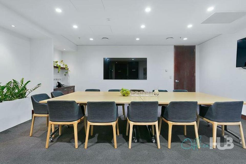 2 Person Private Office For Lease At 239 George Street, Brisbane, QLD, 4000 - image 1