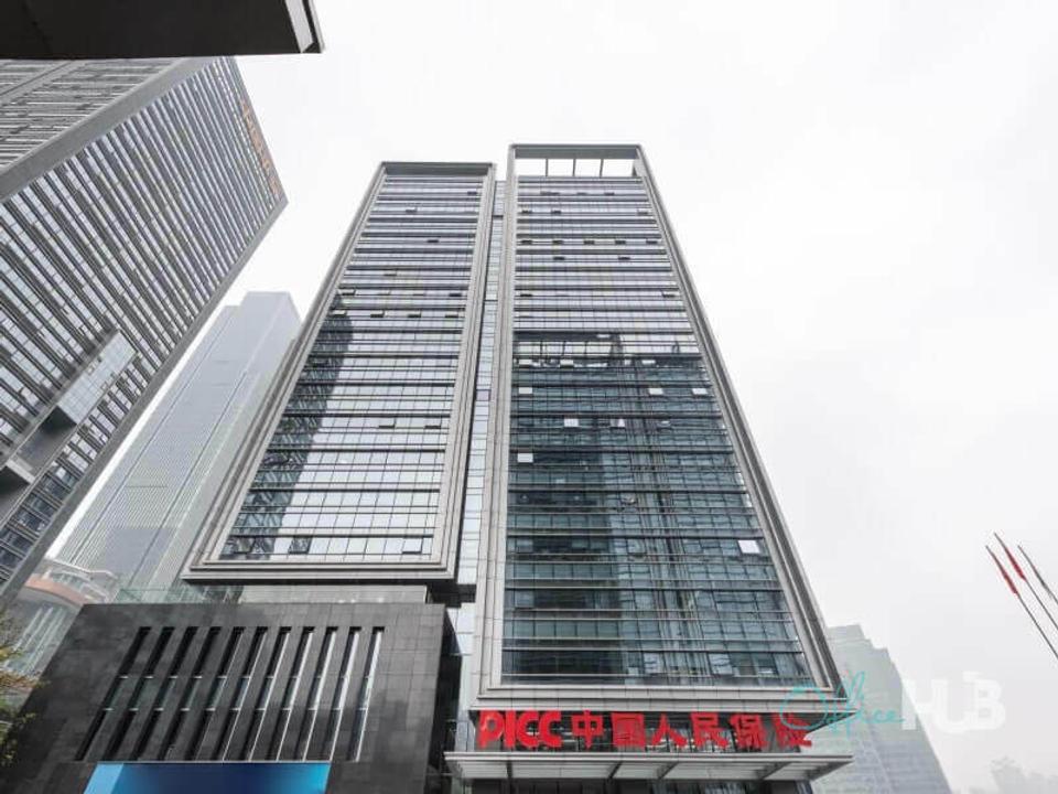 1 Person Virtual Office For Lease At 3 Financial Street, Chongqing, Chongqing, 400020 - image 3
