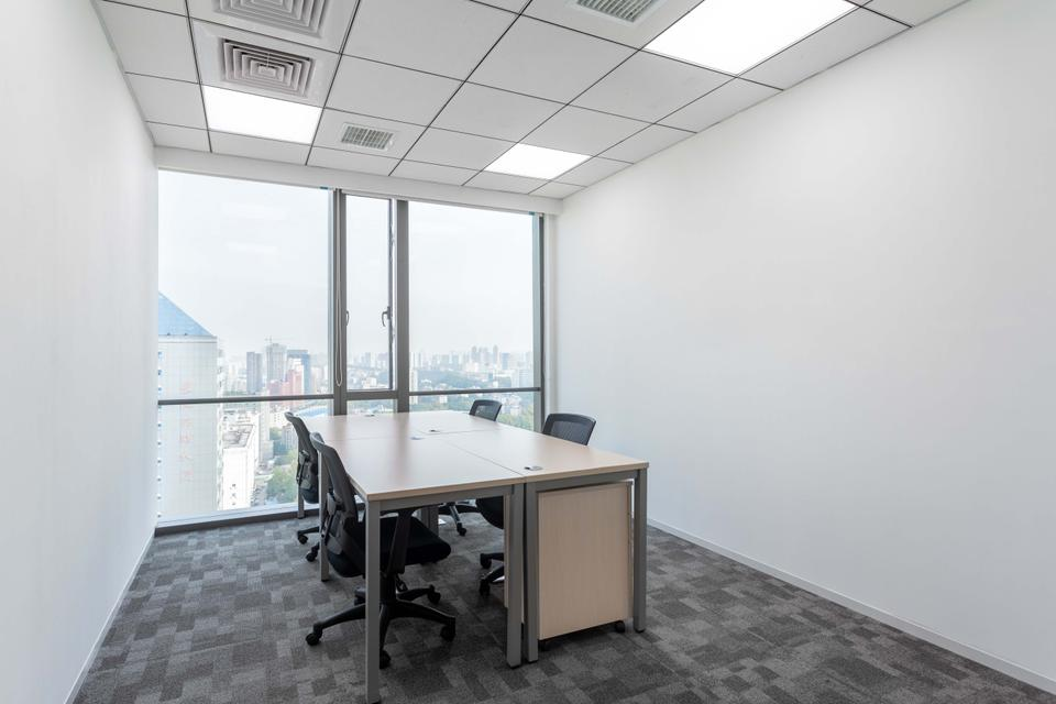 40 Person Private Office For Lease At 10 Luoyu Road, Wuhan, Hubei, 430074 - image 3