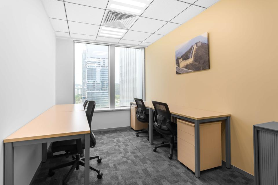 30 Person Private Office For Lease At 4000 Shennan Avenue, Shenzhen, Guangdong, 518046 - image 3