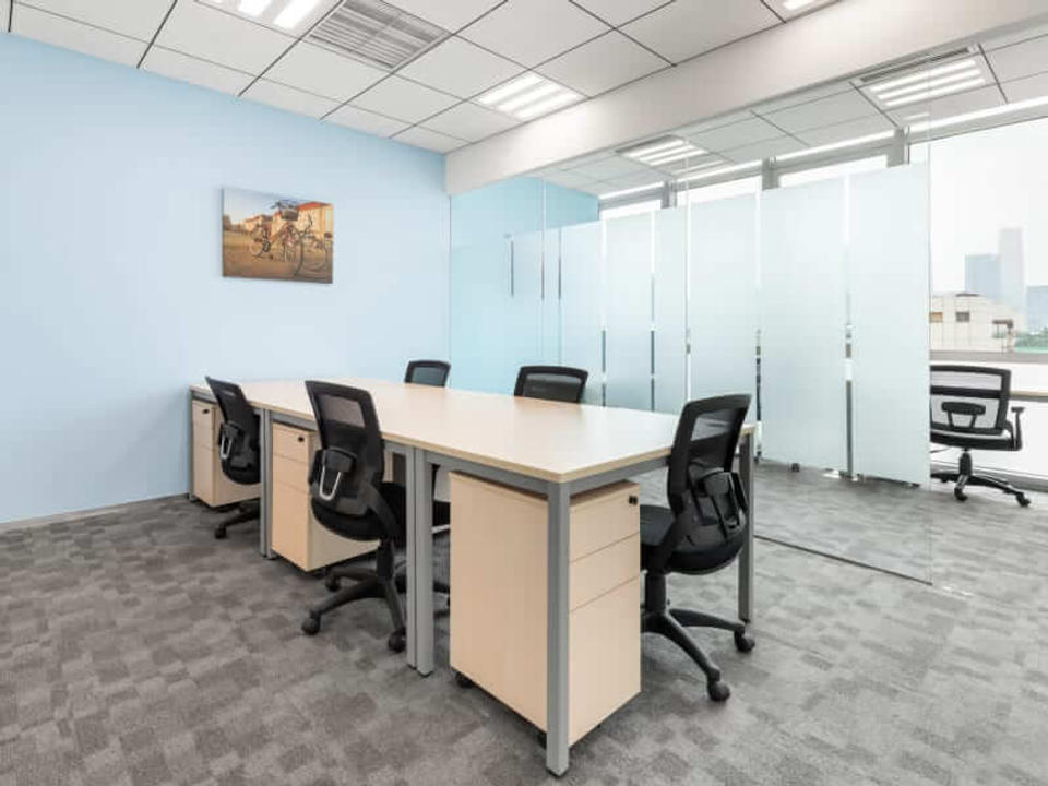 4 Person Private Office For Lease At 6 North Workers' Stadium Road, Beijing, Beijing, 100027 - image 2
