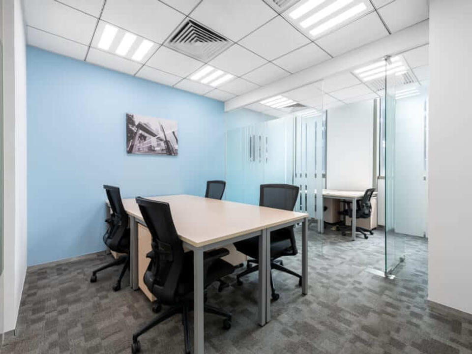 5 Person Private Office For Lease At 20 East Middle 3rd Ring Road, Beijing, Beijing, 100020 - image 2