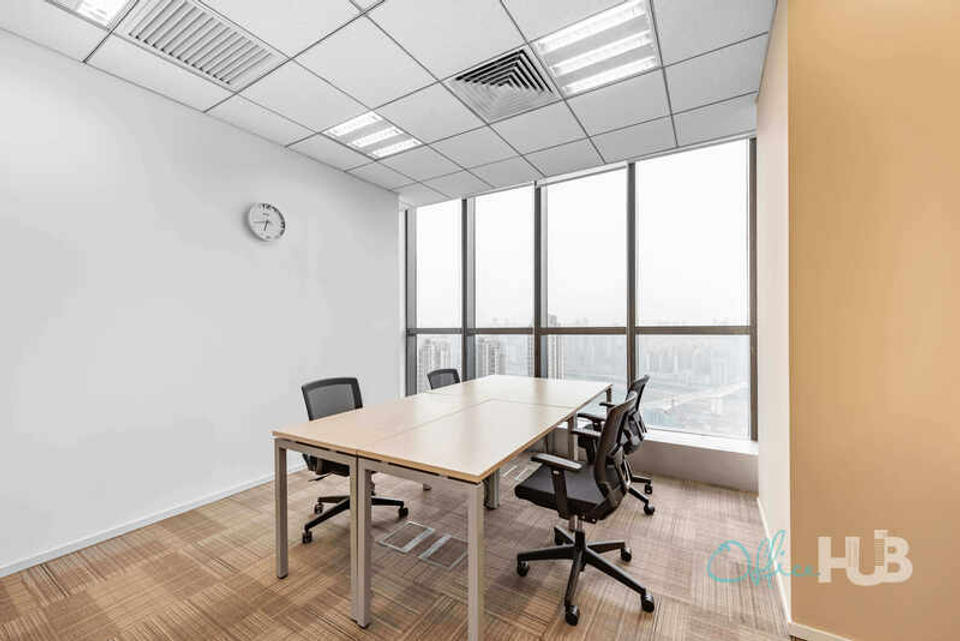 3 Person Private Office For Lease At 235 Minsheng Road, Chongqing, Chongqing, 400010 - image 1