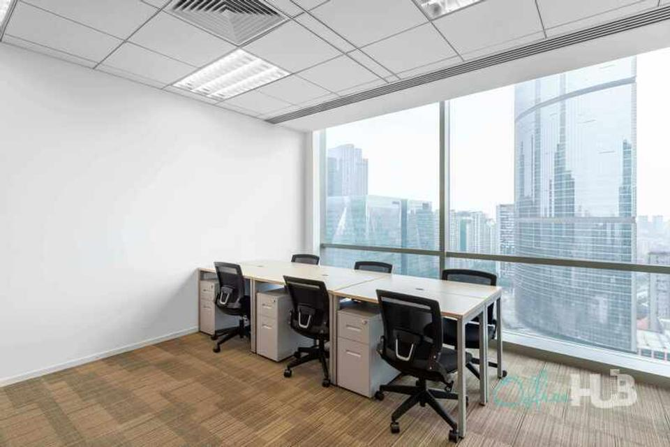 40 Person Private Office For Lease At 38 East Third Ring Road, Beijing, Beijing, 100026 - image 1