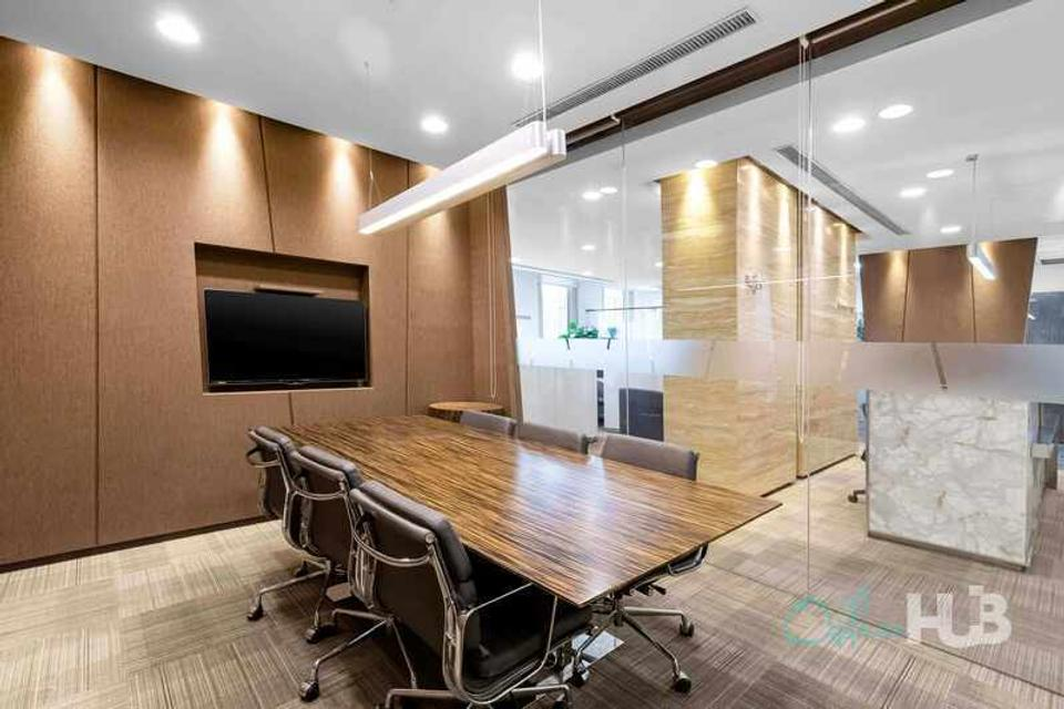 50 Person Private Office For Lease At 88 East Jinshui Road, Zhengzhou, Henan, 450046 - image 3