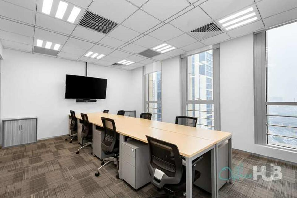 50 Person Private Office For Lease At 88 East Jinshui Road, Zhengzhou, Henan, 450046 - image 1