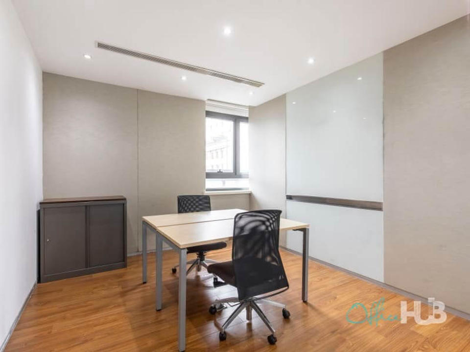 4 Person Private Office For Lease At 468 Yan'an Road, Hangzhou, Zhejiang, 310006 - image 3