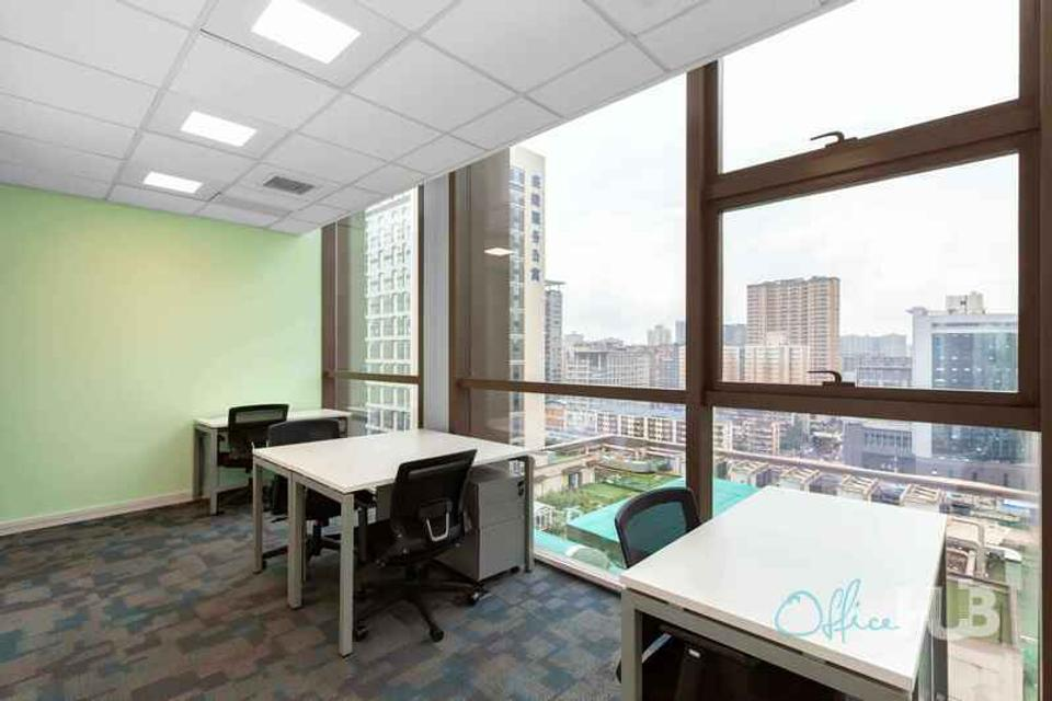 1 Person Virtual Office For Lease At 64 South 2nd Ring Road, Xian, Shaanxi, 710065 - image 2