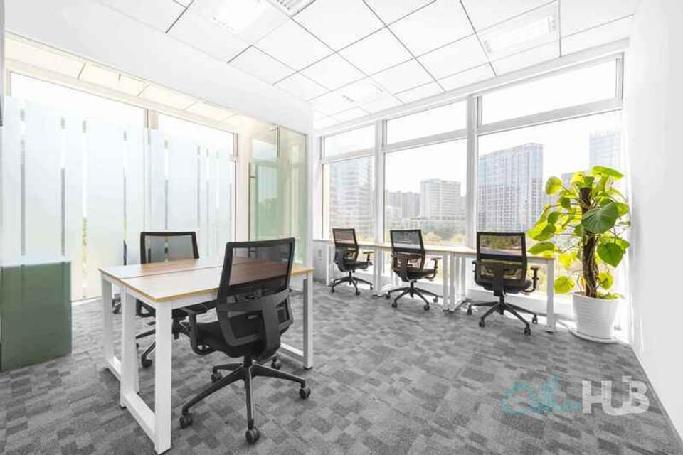 3 Person Private Office For Lease At 8 Wangjing Street, Beijing, Beijing, 100102 - image 1