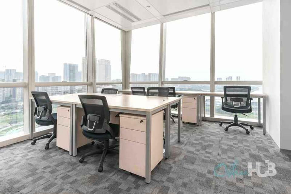 10 Person Private Office For Lease At 25 Ronghe Road, Foshan, Guangdong, 528200 - image 2