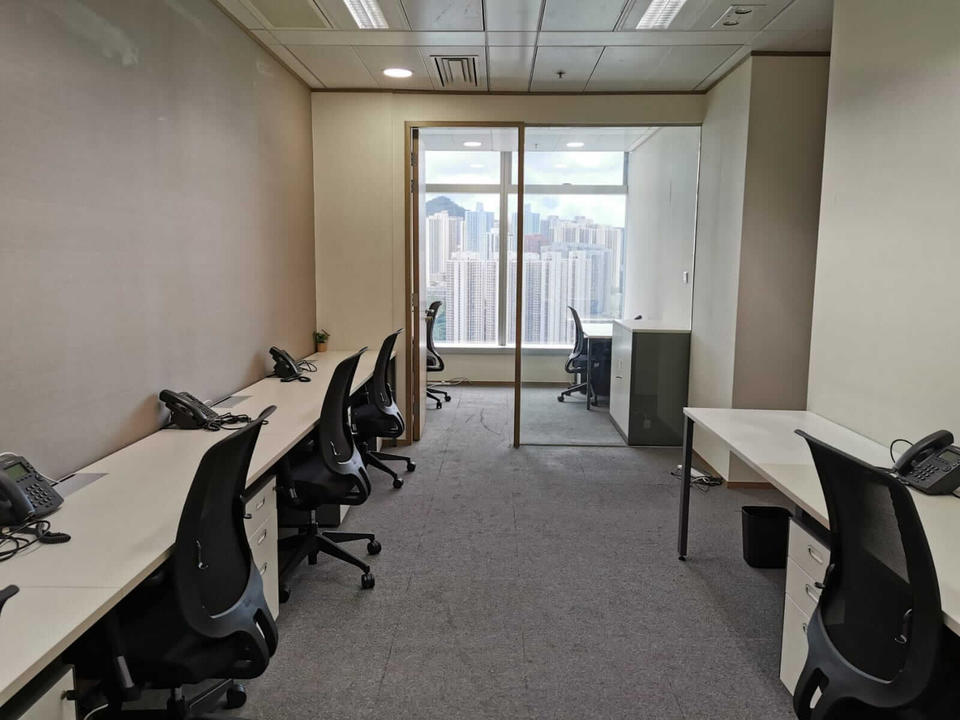 1 Person Private Office For Lease At 418 Kwun Tong Road, Kwun Tong, Kowloon, - image 2