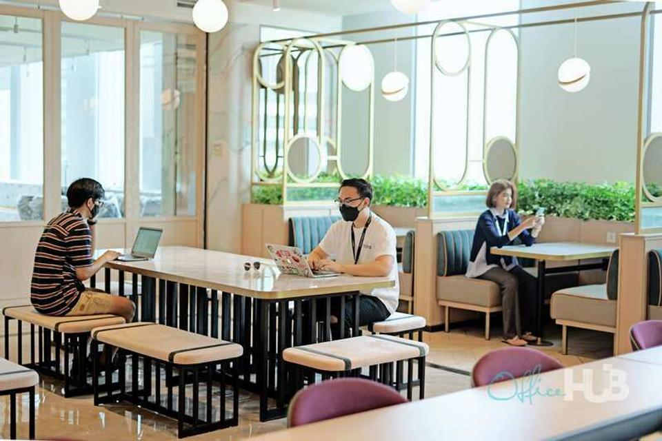 4 Person Private Office For Lease At 7 Jl. H. R. Rasuna Said, South Jakarta, DKI Jakarta, 12950 - image 1