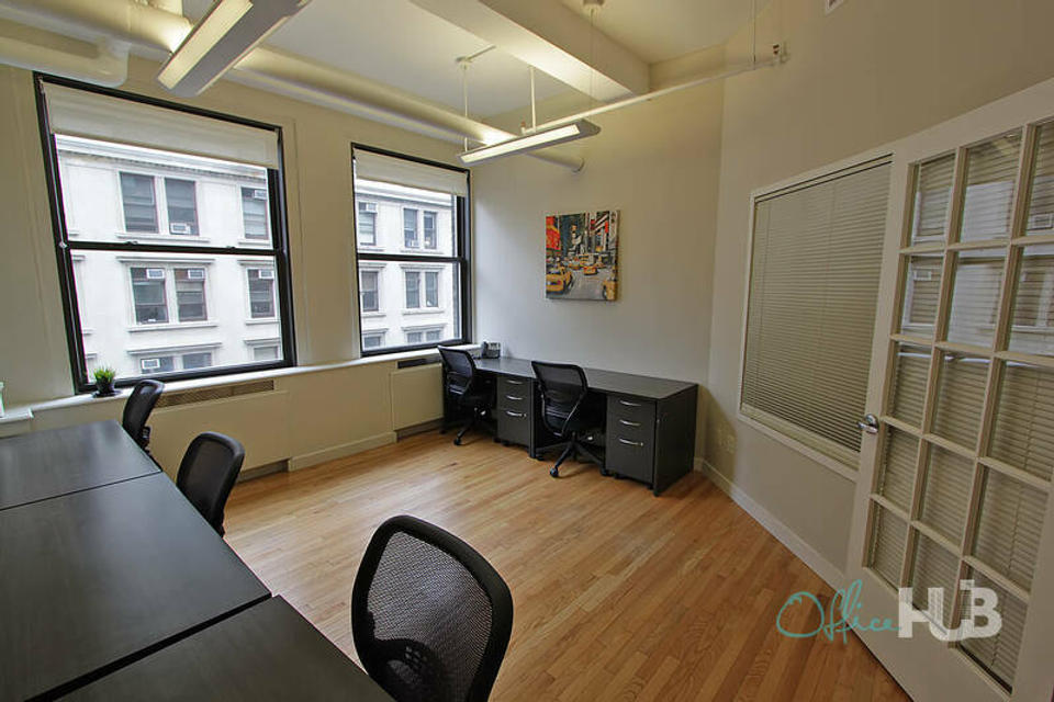 4 Person Private Office For Lease At 1115 Broadway, New York, NY, 10010 - image 1