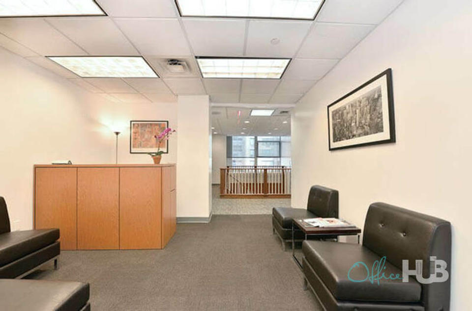 4 Person Private Office For Lease At 733 3rd Avenue, New York, NY, 10017 - image 1