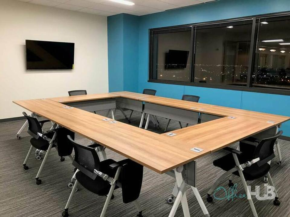 90 Person Coworking Office For Lease At 95 Christopher Columbus Drive, Jersey City, NJ, 07302 - image 1