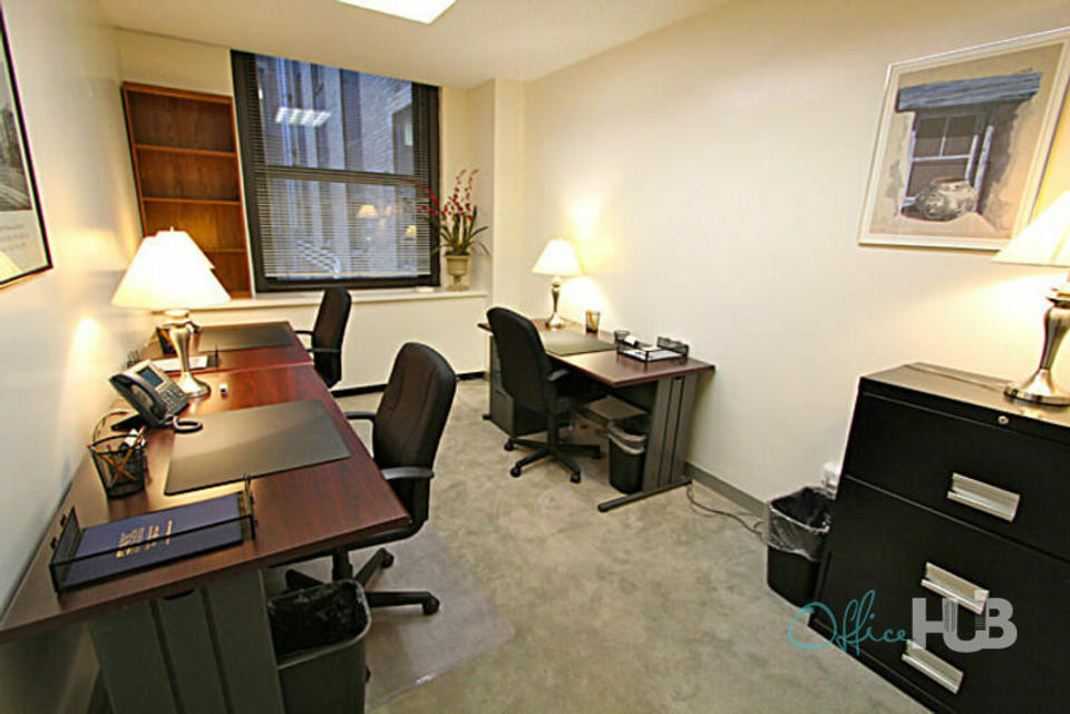 4 Person Private Office For Lease At 420 Lexington Avenue, New York, NY, 10170 - image 3