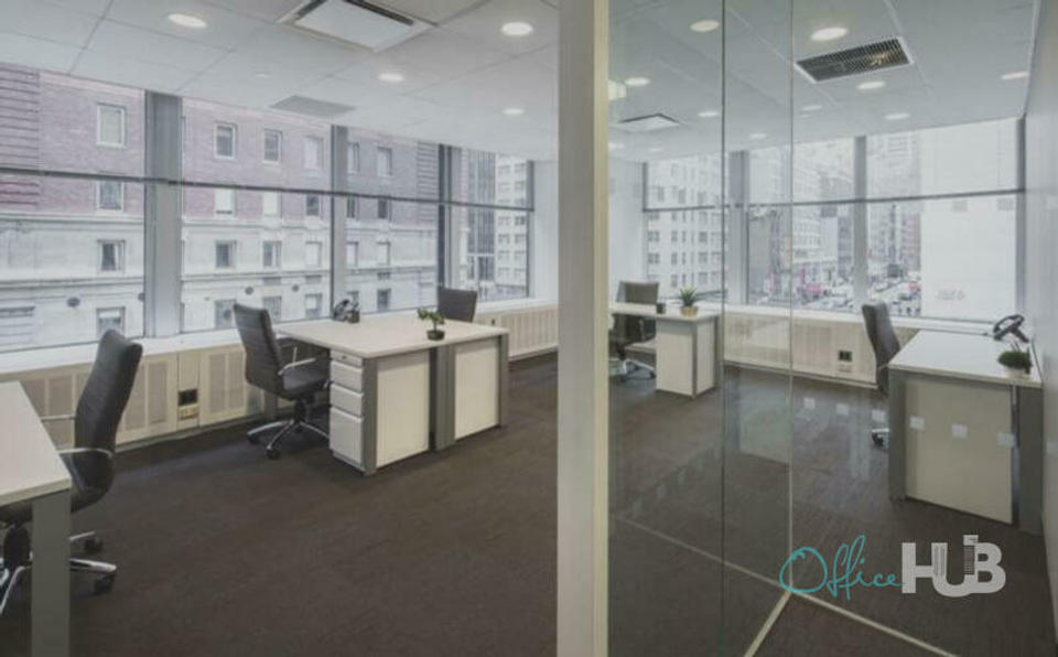1 Person Private Office For Lease At 1345 Avenue of the Americas (6th Ave), New York, New York, 10105 - image 1