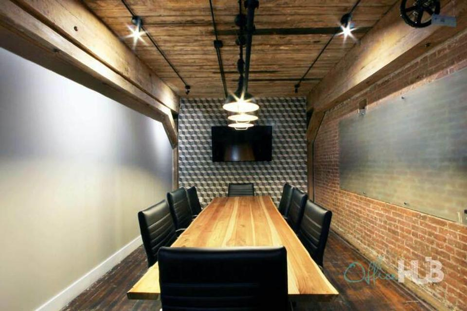 2 Person Private Office For Lease At 67 West Street, Greenpoint, NY, 11222 - image 3