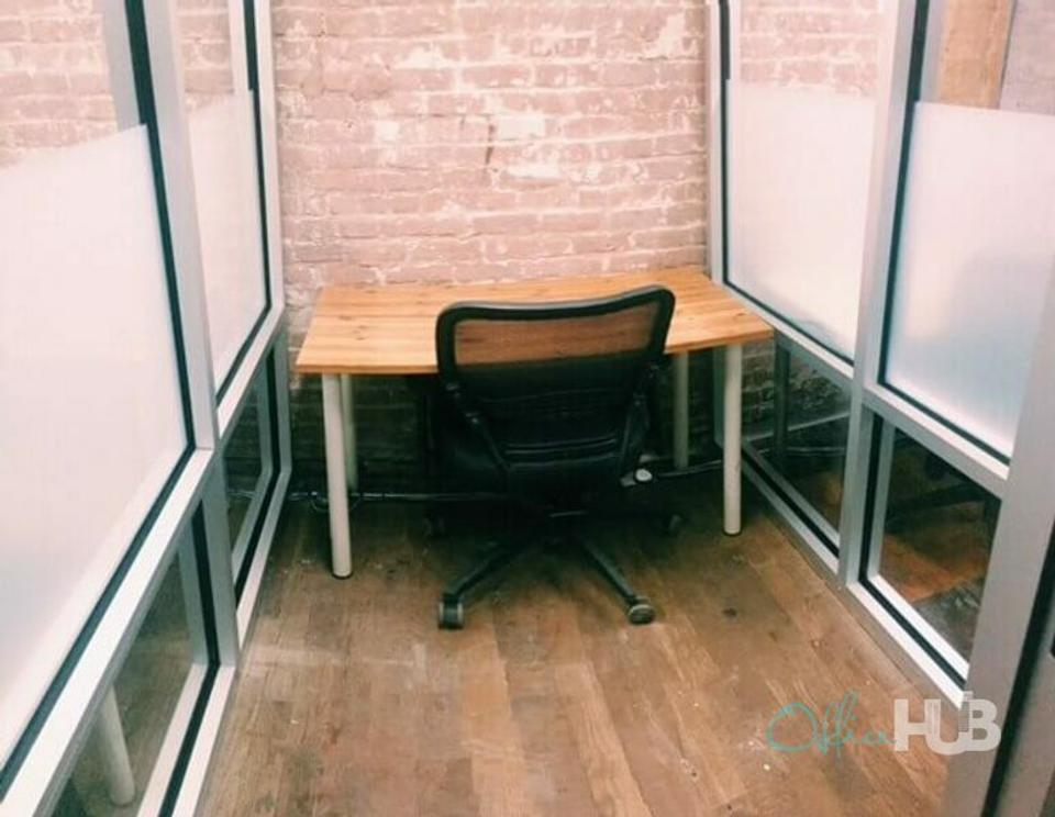 4 Person Private Office For Lease At 67 West Street, Greenpoint, NY, 11222 - image 2