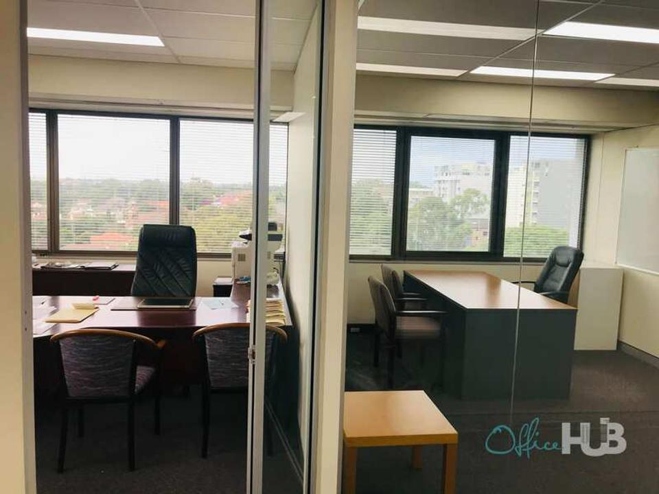 2 Person Private Office For Lease At 74-76 Burwood Road, Burwood, NSW, 2134 - image 3