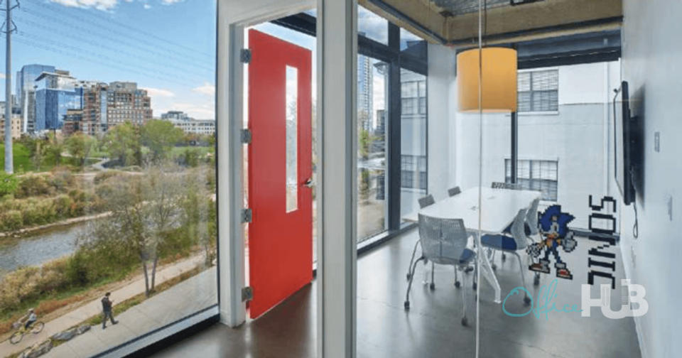 10 Person Private Office For Lease At 1644 Platte Street, Denver, Colorado, 80202 - image 1