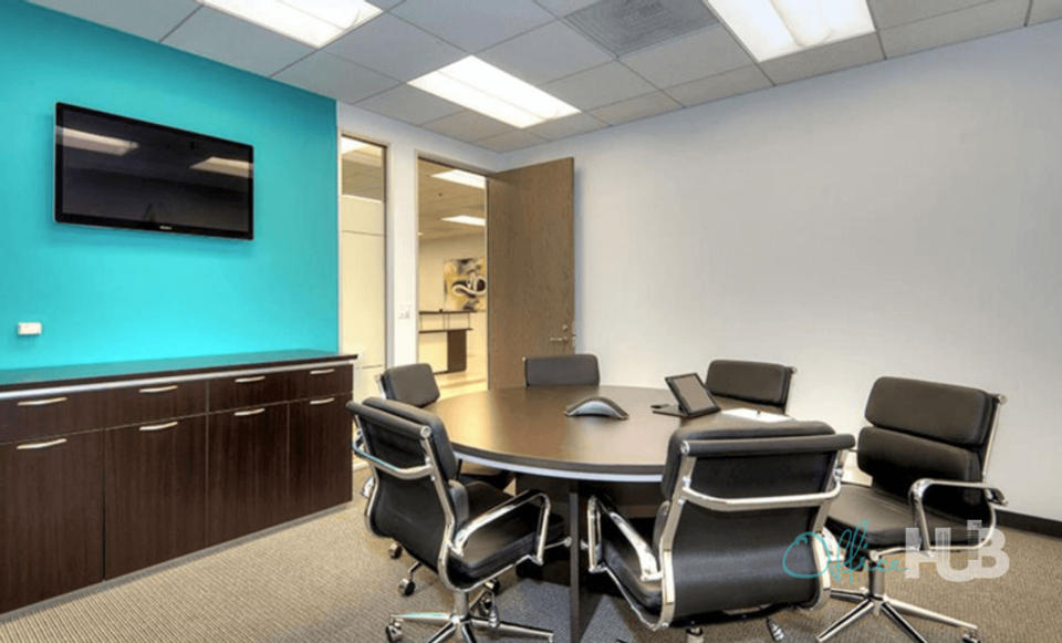 6 Person Private Office For Lease At 1055 West 7th Street, Los Angeles, California, 90017 - image 2