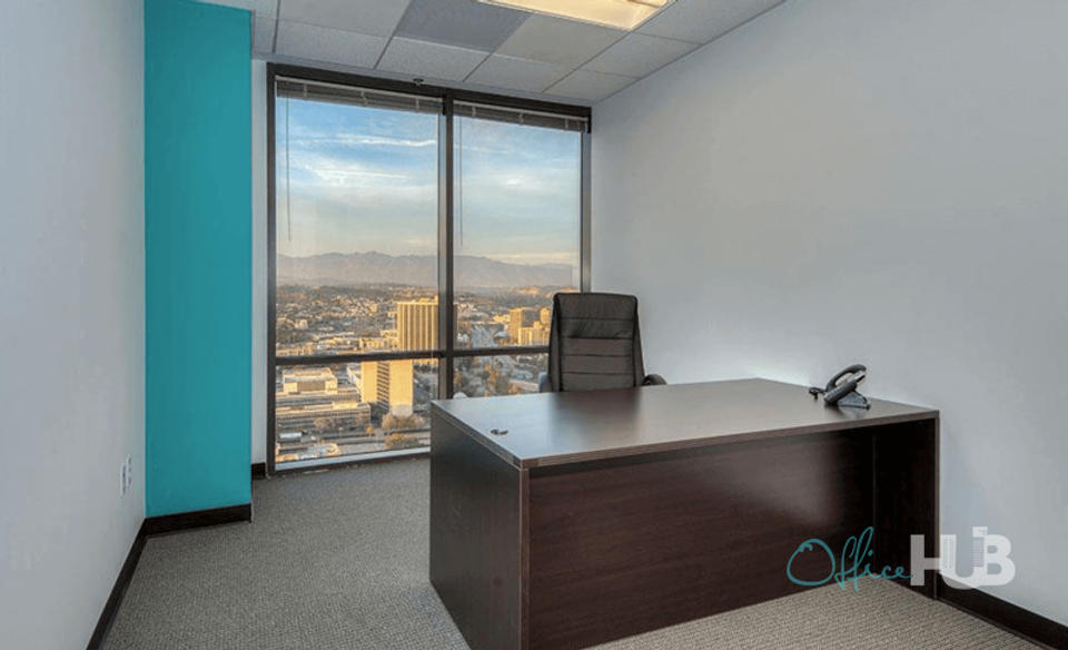 6 Person Private Office For Lease At 1055 West 7th Street, Los Angeles, California, 90017 - image 1
