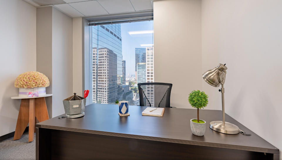 6 Person Private Office For Lease At 811 Wilshire Boulevard, Los Angeles, CA, 90017 - image 2