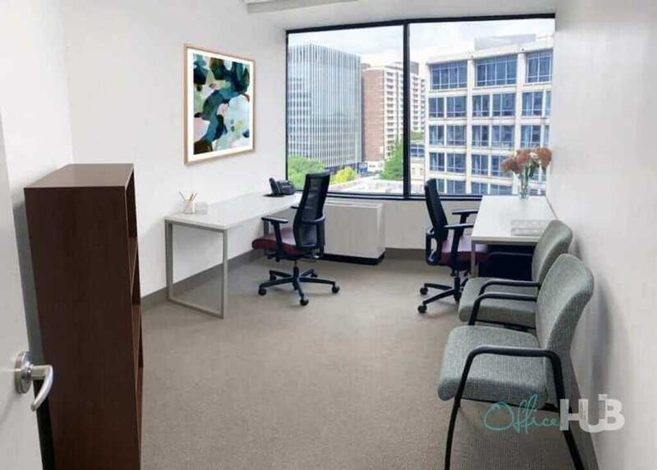 2 Person Private Office For Lease At 2 Wisconsin Circle, Chevy Chase, Maryland, 20815 - image 3