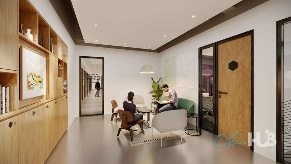5 Person Private Office For Lease At Persiaran TRX, Tun Razak Exchange, Kuala Lumpur, Wilayah Persekutuan, 55188 - image 1