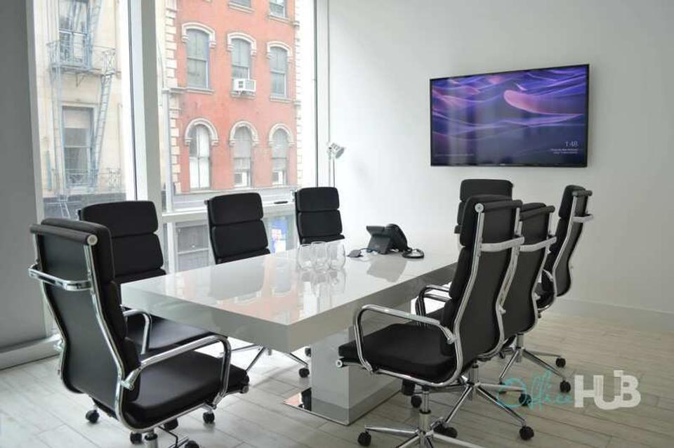 20 Person Enterprise Office For Lease At 433 Broadway, New York, New York, 10013 - image 2
