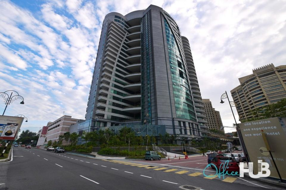 1 Person Coworking Office For Lease At One Utama, Petaling Jaya, Selangor, 47800 - image 2