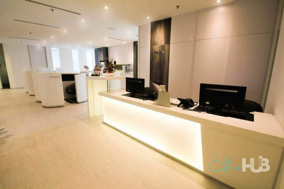 6 Person Private Office For Lease At Jalan Wong Ah Fook, Johor Bahru, Johor, 80000 - image 3