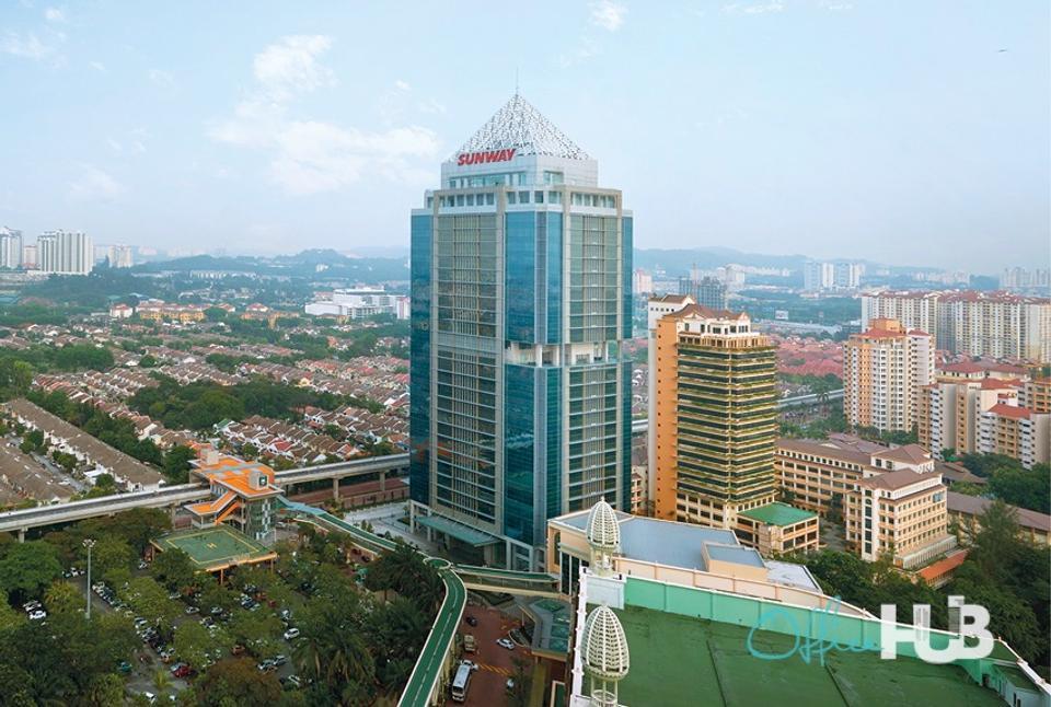 3 Person Private Office For Lease At Persiaran Lagoon Bandar Sunway, Subang Jaya, Selangor, 47500 - image 1