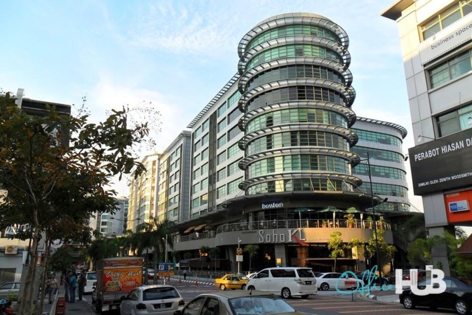 6 Person Private Office For Lease At Jalan Solaris, Solaris Mont Kiara, Kuala Lumpur, Wilayah Persekutuan, 50480 - image 2