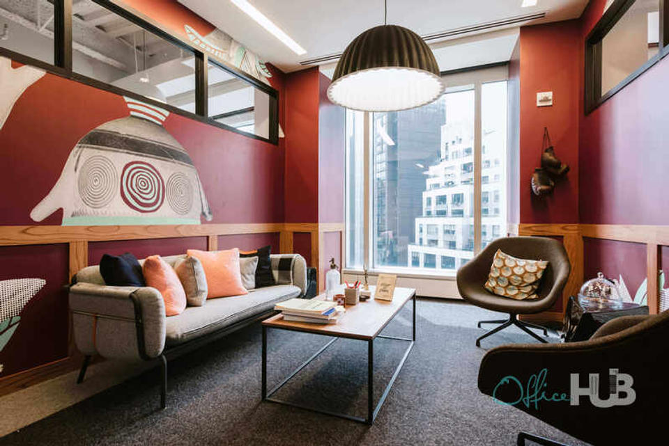 6 Person Private Office For Lease At 135 E 57th Street, New York, NY, 10022 - image 3