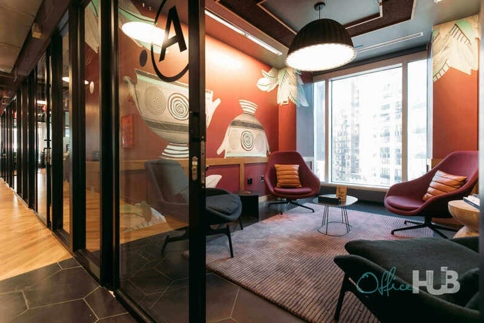 9 Person Private Office For Lease At 135 E 57th Street, New York, NY, 10022 - image 2