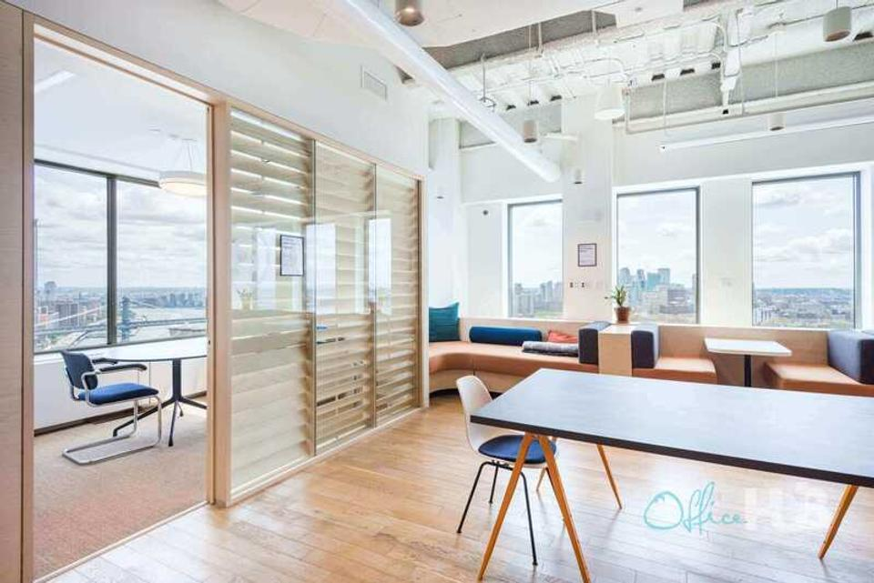 3 Person Private Office For Lease At 199 Water Street, New York, NY, 10038 - image 2