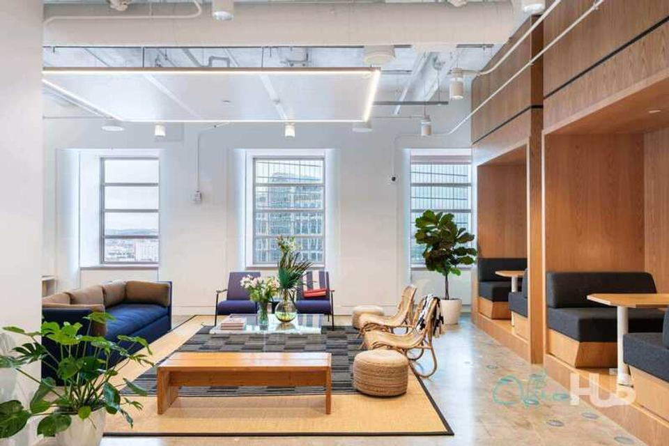 1 Person Coworking Office For Lease At 200 Berkeley Street, Boston, MA, 2116 - image 3