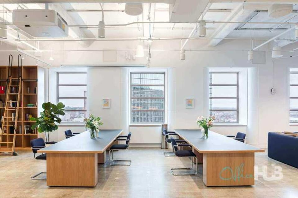 1 Person Coworking Office For Lease At 200 Berkeley Street, Boston, MA, 2116 - image 1