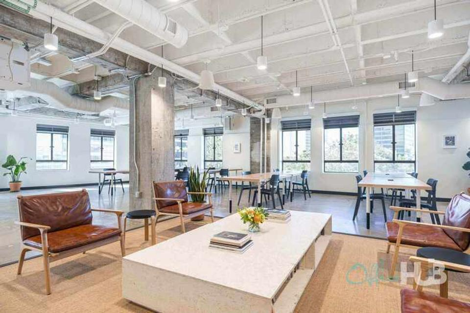 14 Person Private Office For Lease At 2201 Broadway, Oakland, CA, 94612 - image 2