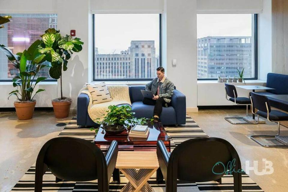 1 Person Coworking Office For Lease At 222 S Riverside Plaza, Chicago, IL, 60606 - image 3