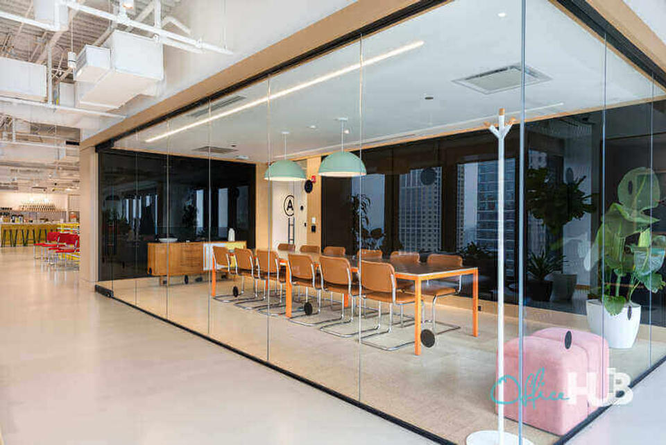 4 Person Private Office For Lease At 330 N. Wabash, Chicago, IL, 60611 - image 3
