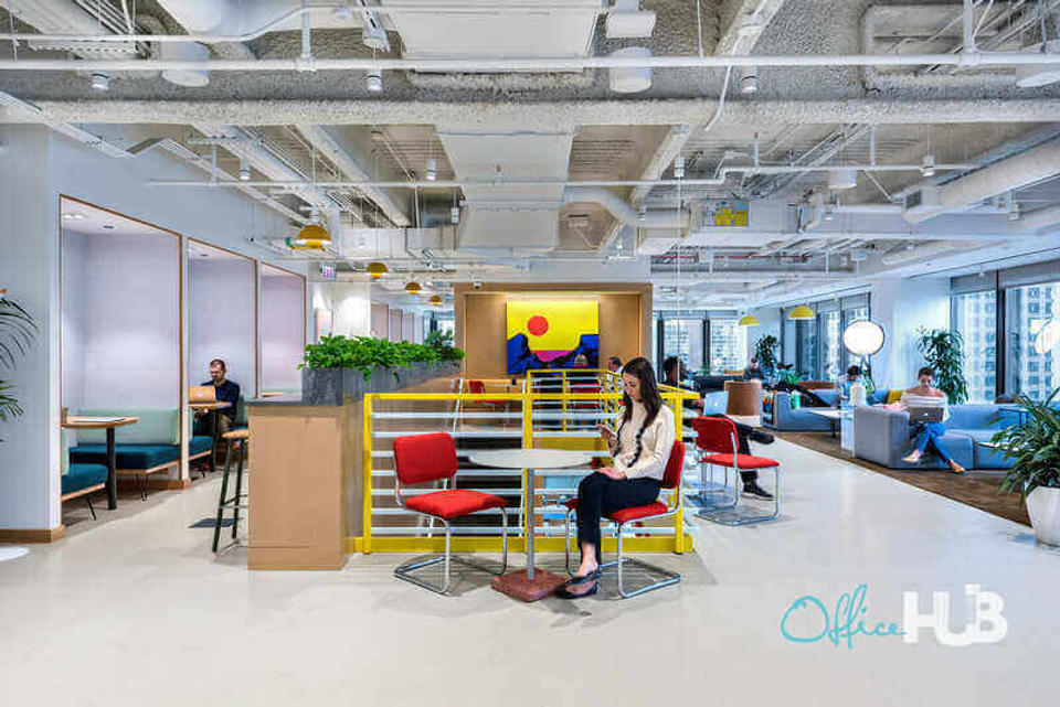 4 Person Private Office For Lease At 330 N. Wabash, Chicago, IL, 60611 - image 1