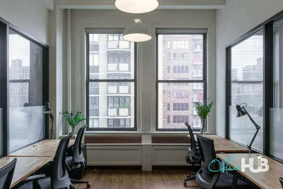 11 Person Private Office For Lease At 401 Park Avenue South, New York, NY, 10016 - image 1