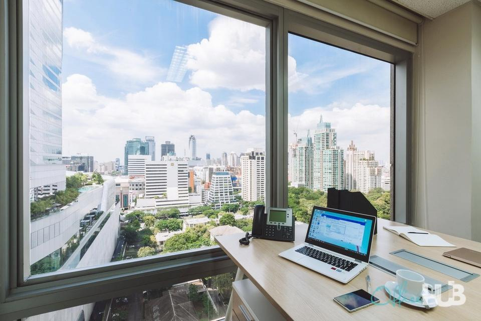 2 Person Private Office For Lease At 55 Wireless Road, Bangkok, Lumphini, Pathum Wan, 10330 - image 3