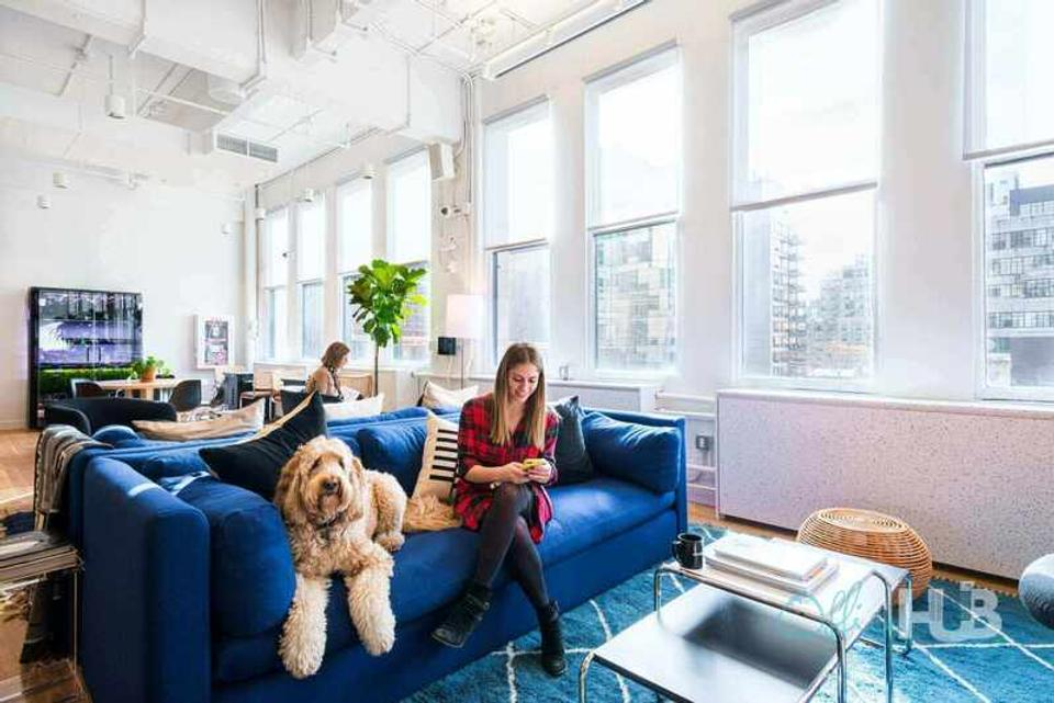 5 Person Private Office For Lease At 511 West 25th Street, New York, New York, 10001 - image 2